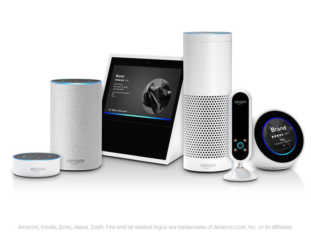 Hey, Alexa — what do you know about my business?